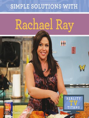 cover image of Simple Solutions with Rachael Ray
