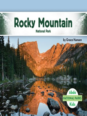 cover image of Rocky Mountain National Park