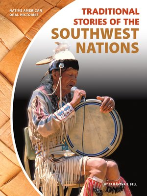 cover image of Traditional Stories of the Southwest Nations