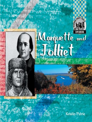 cover image of Marquette and Jolliet