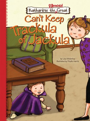 cover image of Can't Keep Trackula of Jackula