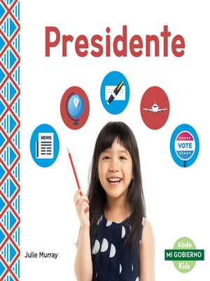 cover image of Presidente (President)