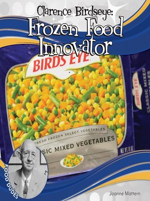 cover image of Clarence Birdseye