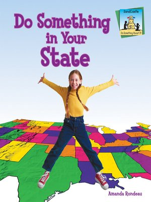 cover image of Do Something in Your State