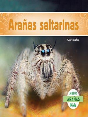 cover image of Araña saltarina
