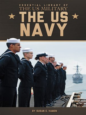 cover image of US Navy