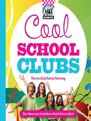 cover image of Cool School Clubs