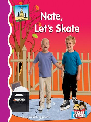 cover image of Nate, Let's Skate