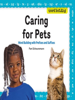 cover image of Caring for Pets