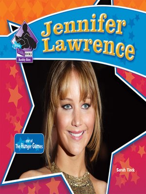 cover image of Jennifer Lawrence