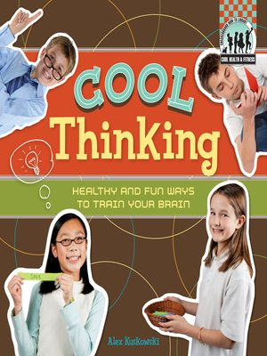 cover image of Cool Thinking