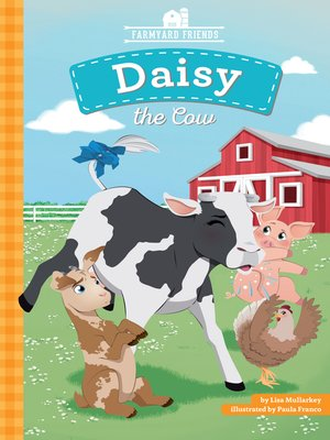 cover image of Daisy the Cow