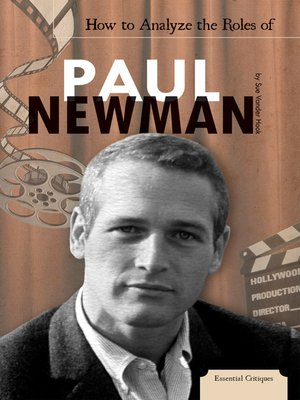 cover image of How to Analyze the Roles of Paul Newman