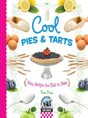 cover image of Cool Pies & Tarts