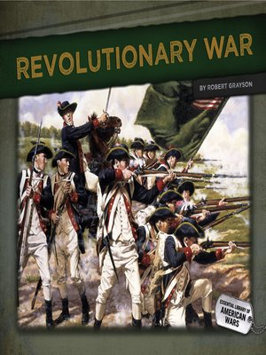 cover image of Revolutionary War