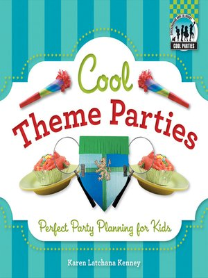 cover image of Cool Theme Parties