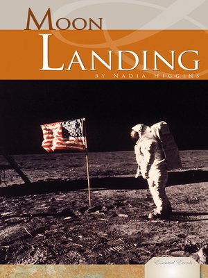 cover image of Moon Landing