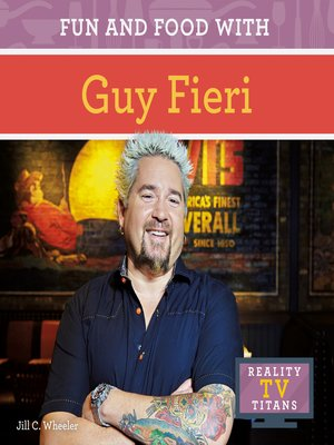cover image of Fun and Food with Guy Fieri