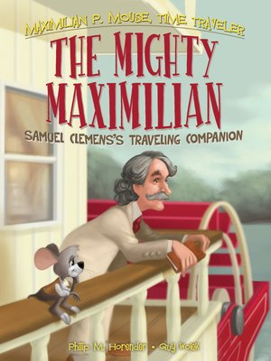 cover image of Mighty Maximilian