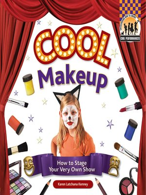 cover image of Cool Make-up