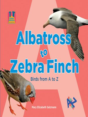 cover image of Albatross to Zebra Finch