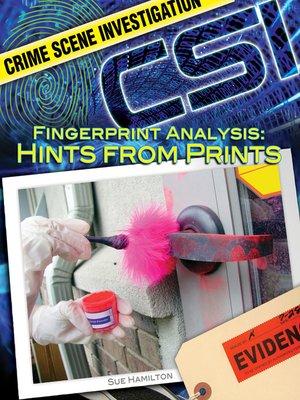 cover image of Fingerprint Analysis