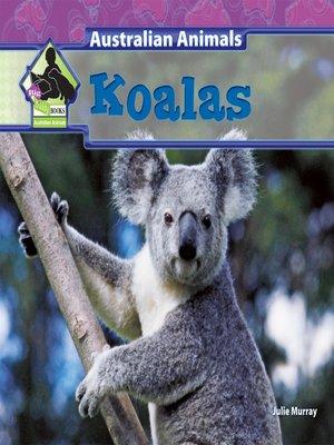 cover image of Koalas