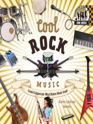 cover image of Cool Rock Music
