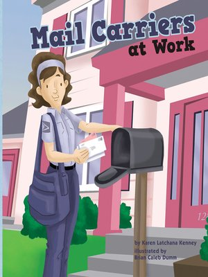 cover image of Mail Carriers at Work