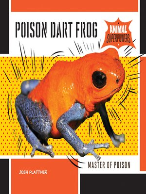 cover image of Poison Dart Frog