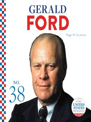 cover image of Gerald Ford