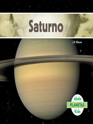 cover image of Saturno (Saturn)