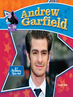 cover image of Andrew Garfield