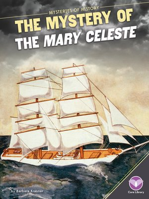 cover image of Mystery of the Mary Celeste