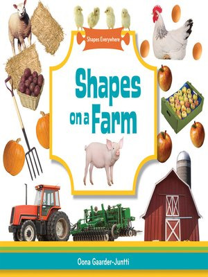 cover image of Shapes on a Farm