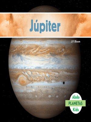 cover image of Júpiter (Jupiter)