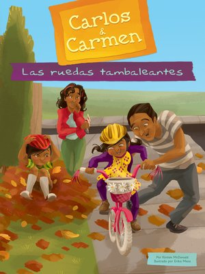 cover image of Las Ruedas Tambaleantes (The Wobbly Wheels)