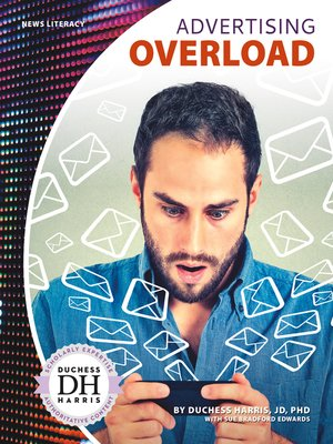 cover image of Advertising Overload