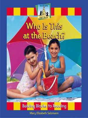 cover image of Who is This at the Beach?