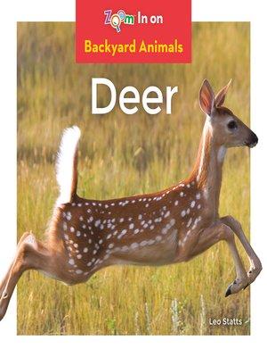 cover image of Deer
