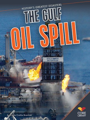 cover image of Gulf Oil Spill
