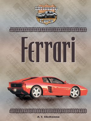 cover image of Ferrari