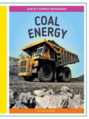 cover image of Coal Energy