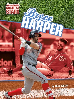 cover image of Bryce Harper