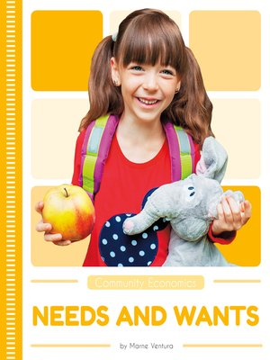 cover image of Needs and Wants