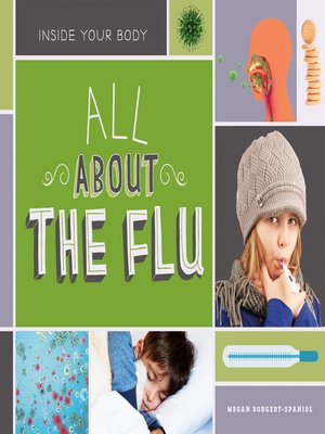 cover image of All About the Flu