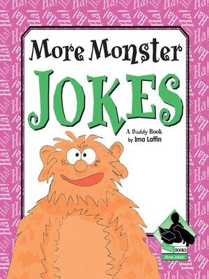 cover image of More Monster Jokes