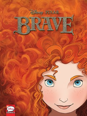 cover image of Disney Princesses: Brave