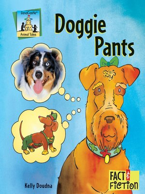 cover image of Doggie Pants