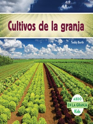 cover image of Cosechas de la granja